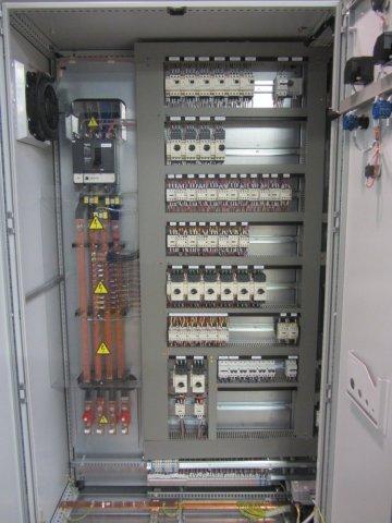 Armoire électrique d'automatisme Bressols